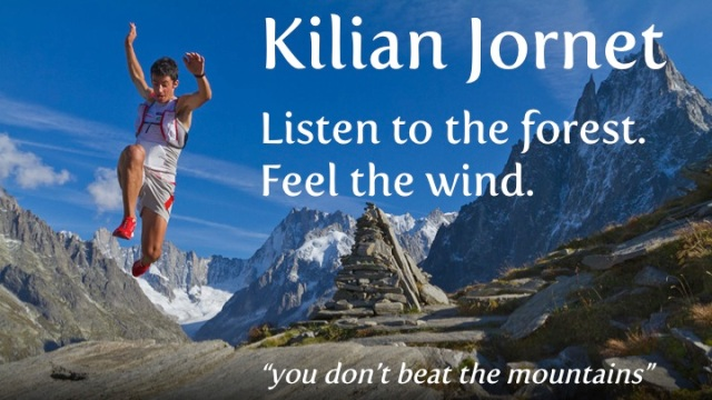 3 Videos of Inspiration for the Weekend from Kilian Jornet