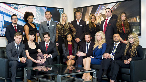 BBC's The Apprentice show