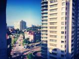 View from Palladium Hotel