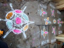 Chennai traditional households draw this every morning