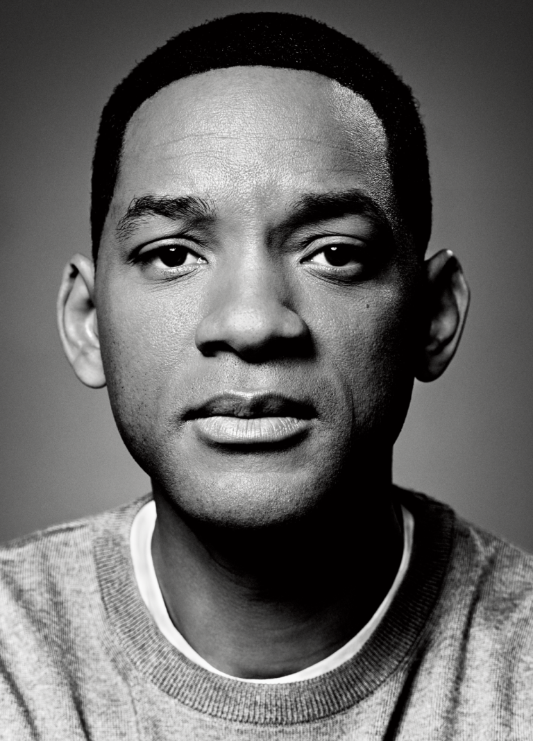 Will Smith (photo from Esquire)